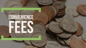 convenience fees