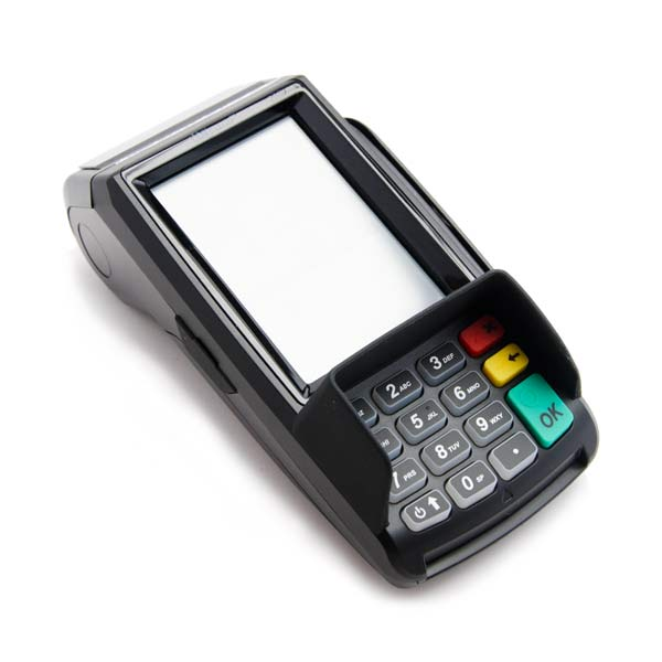 zero fee- touchscreen terminal
