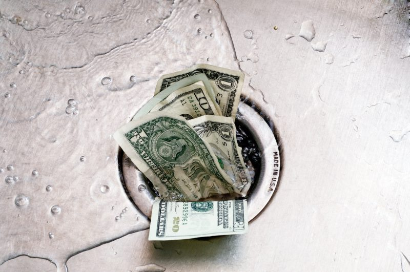 Cash discounts will save you from throwing money down the drain