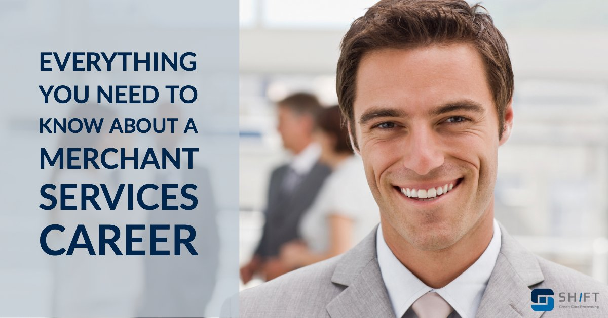 Merchant services will give you a career to increase your income