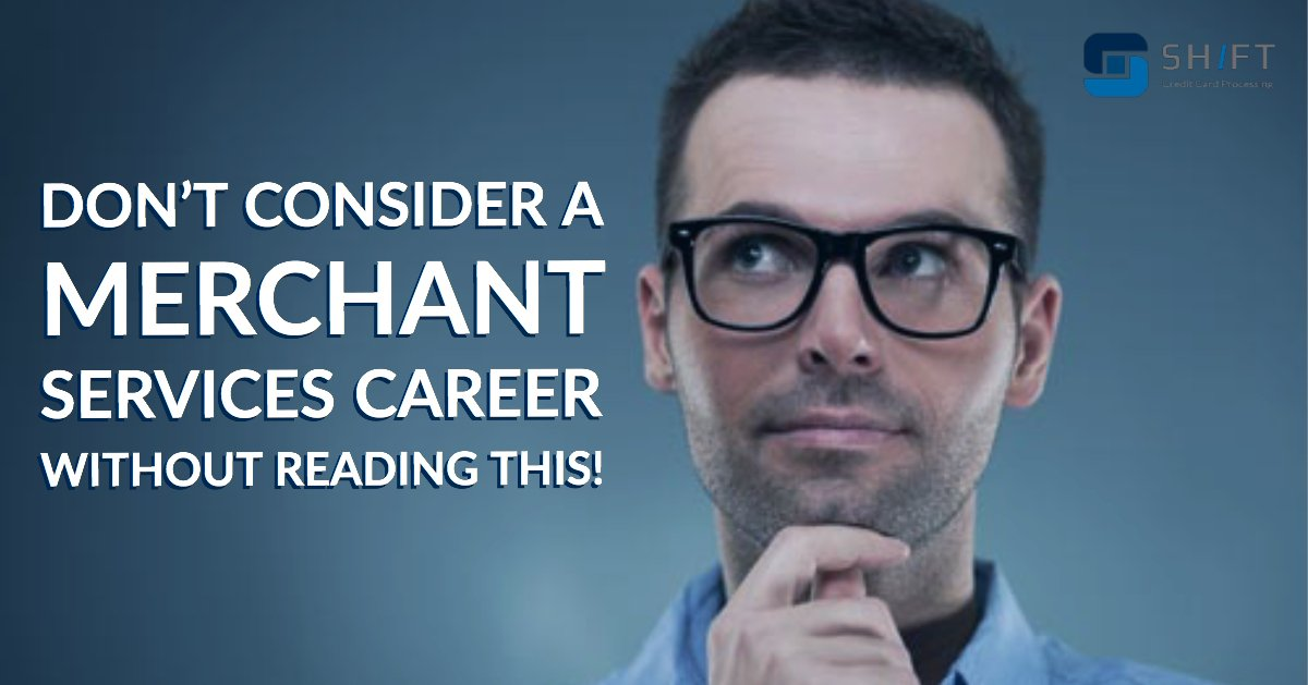 A merchant services career will help you increase your residual income