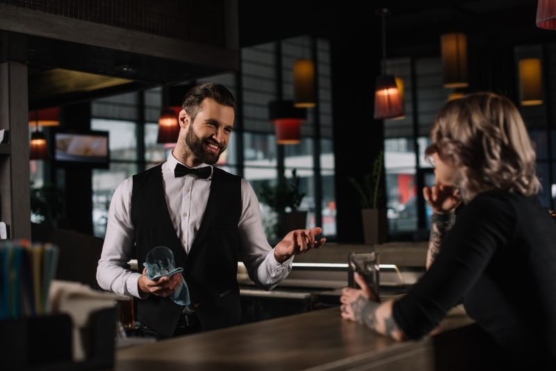 All of your employees should have excellent customer service skills