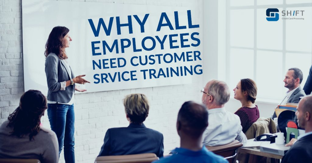 Customer service skills training will help your business grow