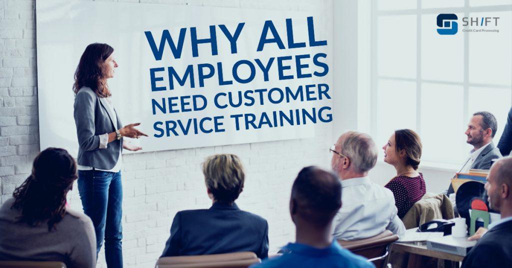 Customer service skills training will help your business grow