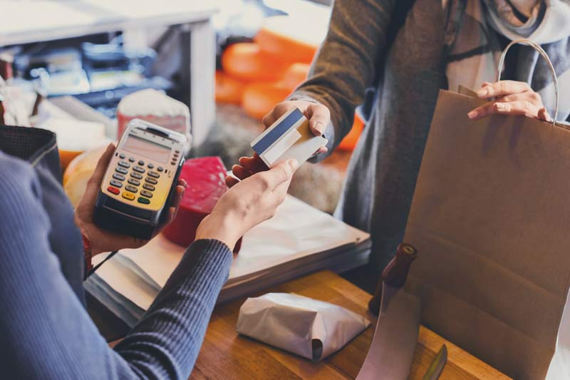 process credit cards