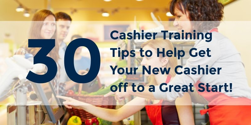 cashier training featured