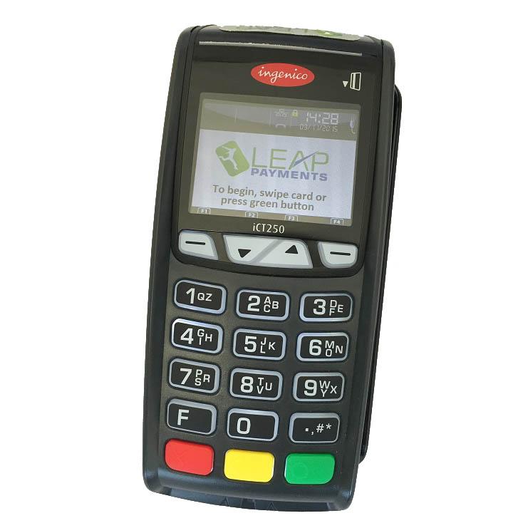 Ingenico ICT 250 Color
