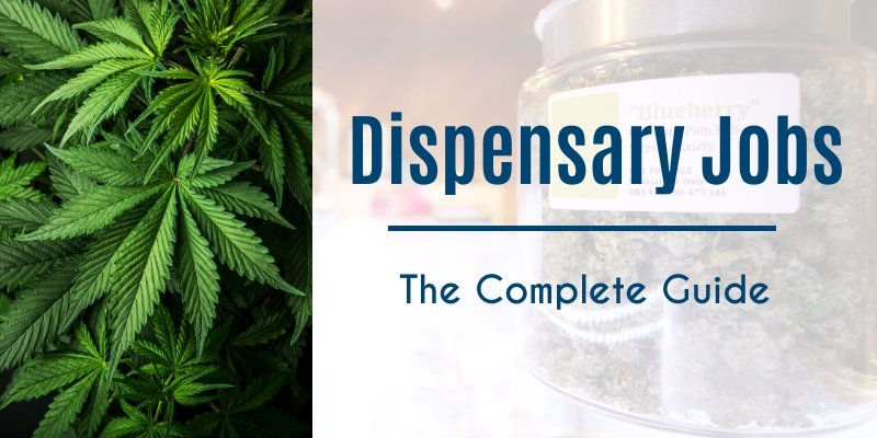 Dispensary jobs title