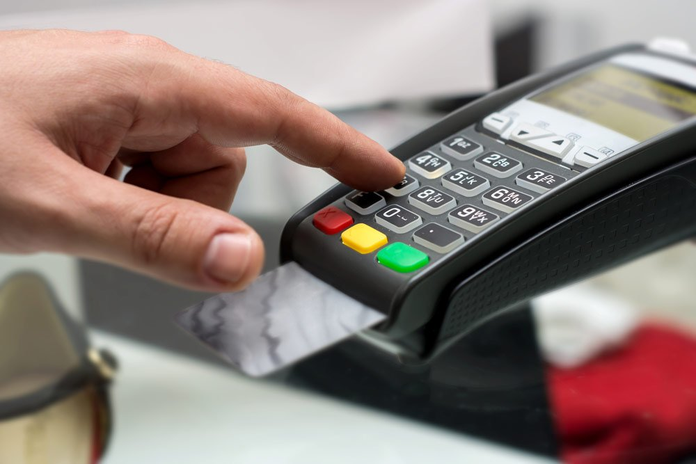 debit card payment